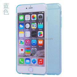 Ultra Thin Clear Crystal Rubber TPU Silicone Soft Case For iPhone 6 /4.7 inch