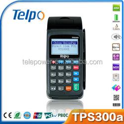 Telpo TPS300a 3G GPRS Wifi POS Machine