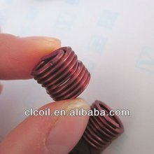 Reasonable price SS/CS Material with red color plated screw Locking Inserts