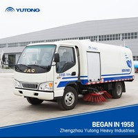Newly type Yutong Road Sweeping Machine