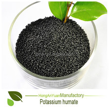 Potassium Humate Granule Organic Acid and foliar fertilizer For Agriculture