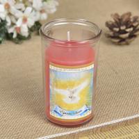 Wholesale Packing 24pcs/Box Small Glass Candle