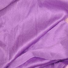 Brillante voilet telas de nylon 100% tricot tela de nylon
