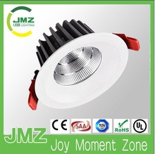 New high power dimmable 30w cob led downlight 5 years warranty