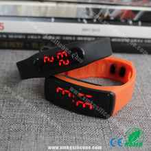 2015 New Fashion Style Touch Screen Led Silicone Watch