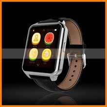 IPS Touch Screen IP66 Waterproof Magnetic Charging Smart Watch For IOS Android SMS Sync Anti Lost Wireless Charging Smart Watch