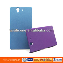 Frosted Sample Case Hard Plastic Cover for Sony Xperia Z