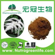 Triterpenoid Saponin/black cohosh root extract/high quality black cohosh p.e.