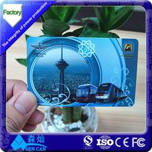 Top Quality Customized Printing Smart Card, Custom Fashion Magnetic Card, Wholesale RFID Contactless Card