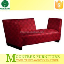 MSF-1135 Top Quality Hotel And Home Red Fabric Beauty Sofa