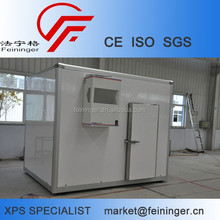 High Quality Mobile Cold Room for Fresh Fruits and Vegetables,refrigerated container