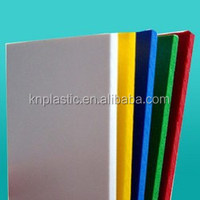 1mm to 45mm color PVC Foam board