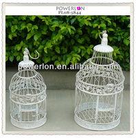 Bird Cages White Wedding Stair Decoration