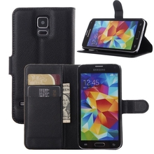 Hot selling leather case for Samsung Galaxy S4 i9500 Leather Mobile phone case for Samsung Galaxy S4 i9500