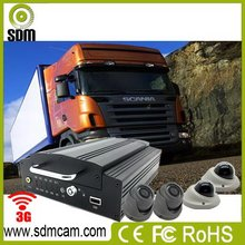 Remote oil&power cut-off,Mobile DVR Solutions