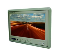 7 inch advertising lcd taxi screen wiht 1 trigger