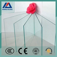 1.5mm 2mm 2.5mm 3mm thick clear sheet glass for mirror and photo frame