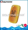 Custom silicone phone case bread shaped 3d silicone phone case for iPhone 5 6