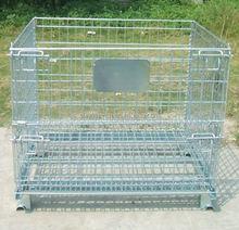 Evergreat folding steel storage cage