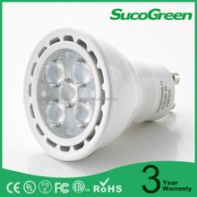 3 years warranty White 5W MR16 SMD LED