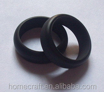 Personalized Silicone Finger Rings