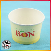 Disposable Wholesale Cheap Paper Frozen Ice Cream Cup