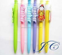 2015 Hotel new design office supply high light ball pen