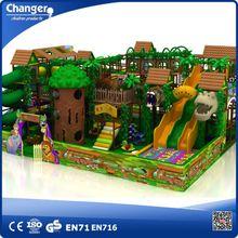 Big amusement park various toys equipment indoor playground for theme park