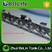 hot 3/8 saw chain,gasoline saw chain