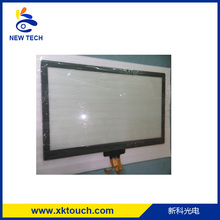 High resolution up to 10 points touch replacement lcd touch screen for advertising panel