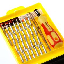 32-in-1 Professional Hardware Screw Driver Tool Kit disassemble laptop mobile phone Repair Tool Set