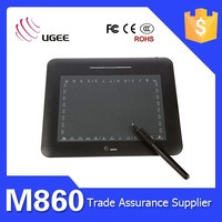 best sim tablet drawing tablet pc Ugee M860