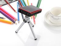 ViviBright 1080P MINI Home Theater Multimedia Portable LED Project E06S palm digital proyector