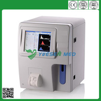 2015 hot digital auto electronic differential blood cell counter