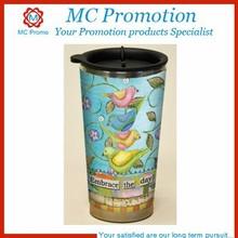 Promotional Bulk Plastic Coffee Travel Mugs