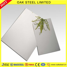 Cold Rolled 201 Stainless Steel Plate/Sheet for Cooking