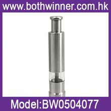 DA35 High End Top Quality Stainless Steel Fashion Durable Salt And Pepper Mill