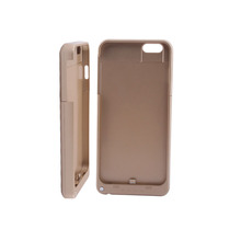For iphone 6 Plus charging case Fashion backup battery 5.5''