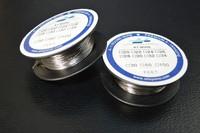 Nichrome 80 Resistance Wire - 28 or 30 AWG (Gauge) - 30 Feet K-A1/ Nickel