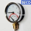 tragbare high Temperatur manometer
