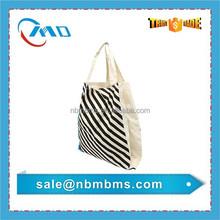 Promotion Customized Printing Folding Cotton Handbag