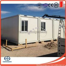 20GP Insulated standard prefabricated houses container house