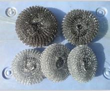 best selling galvanized mesh scourer/clean pot scrubber new products galvanized mesh scourer/clean pot scrubber sponge scourers