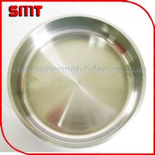 Forged Edwards molybdenum crucible cup for edium volume coating