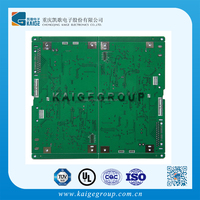 Double-Sided Layers Automobile pcb assembleOEM RoHS ISO 9001:2008 Ceramic PCB ,ODM PCB Manufactory