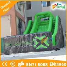 hot in summer funny jumbo water slide inflatable,giant inflatable water slide for adult