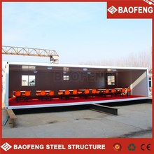 customized size safe and reliable used 40ft shipping container price