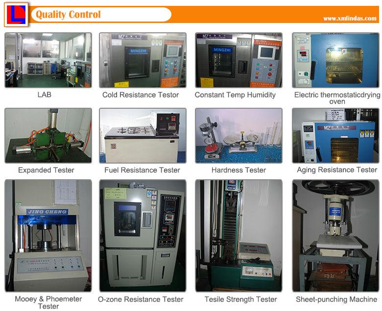 custom made NR, CR, NBR, SBR, SILICONE, VITON, EPDM, HNBR, BUNA, AEM rubber