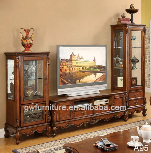 Living Room Furniture Sets,Antique Wooden Sofa Set Design - Buy Living ...