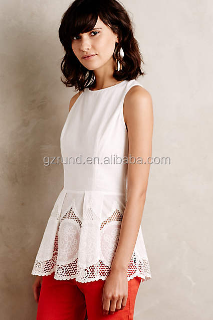 Wholesale Peplum Blouse 7
